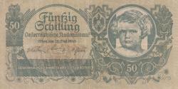 Image #1 of 50 Schilling 1945 (29. V.)
