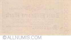 Image #2 of 2 000 000 Mark 1923 (20. VIII.)