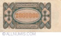Image #2 of 2 Millionen (2 000 000) Mark 1923 (23. VII.)
