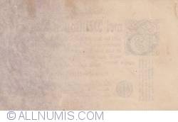 Image #2 of 2 Millionen (2 000 000) Mark 1923 (9. VIII.) - 1