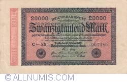 Image #1 of 20 000 Mark 1923 (20. II.)