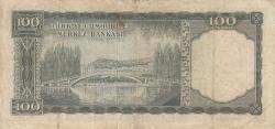100 Lira L.1930 (1.10.1964)