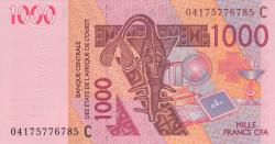Image #1 of 1000 Francs (20)04