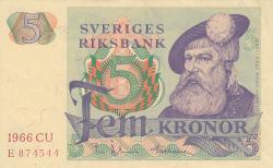 Imaginea #1 a 5 Coroane 1966