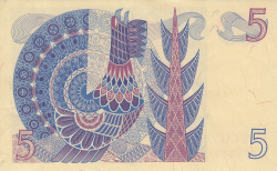 Image #2 of 5 Kronor 1966