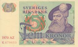 Imaginea #1 a 5 Coroane 1970