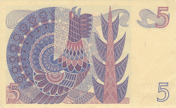 Image #2 of 5 Kronor 1972