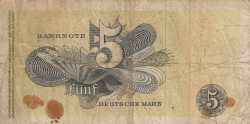 Image #2 of 5 Deutsche Mark 1948 (9. XII.)