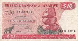 Imaginea #1 a 10 Dolari 1983