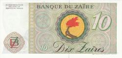 Image #2 of 10 Zaïres 1982 (27. X.)