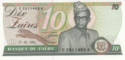 Image #1 of 10 Zaïres 1982 (27. X.)