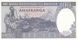 100 Francs 1982 (1. VIII.)