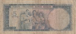 Image #2 of 5 Lira L.1930 (25. X. 1961)
