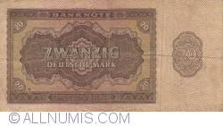 Image #2 of 20 Deutsche Mark 1948