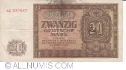 Image #1 of 20 Deutsche Mark 1948