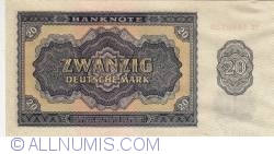 Image #2 of 20 Deutsche Mark 1955