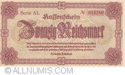 Image #1 of 20 Reichsmark 1945 (28. IV.)