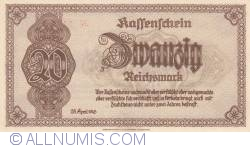 Image #2 of 20 Reichsmark 1945 (28. IV.)