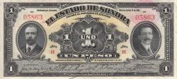 Image #1 of 1 Peso 1915 (1. I.)