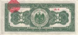 Image #2 of 1 Peso 1915 (1. I.)