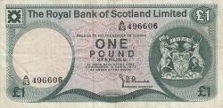 Image #1 of 1 Pound 1973 (2. IV.)