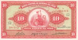 Image #1 of 10 Soles de Oro 1965 (26. II.)