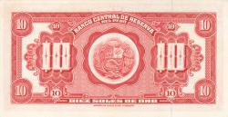 Image #2 of 10 Soles de Oro 1965 (26. II.)