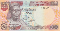 Imaginea #1 a 100 Naira 2004