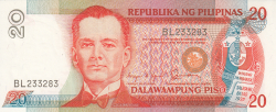 Image #1 of 20 Piso ND (1986-1994)