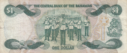 Image #2 of 1 Dollar L.1974 (1984)