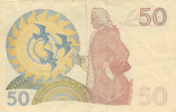 Image #2 of 50 Kronor 1976