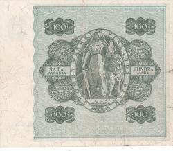 Imaginea #2 a 100 Markkaa 1945 (1948)