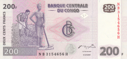 Imaginea #1 a 200 FrancI 2007 (31. VII.)
