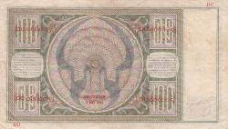 Imaginea #2 a 100 Gulden 1941 (3. V.)