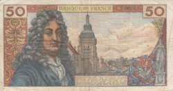 Image #2 of 50 Francs 1962 (8. XI.)