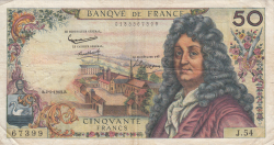 Image #1 of 50 Francs 1963 (2. V.)