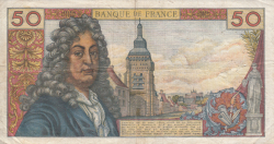 Image #2 of 50 Francs 1963 (2. V.)