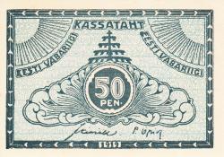 Imaginea #1 a 50 Penni 1919