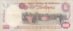 Imaginea #2 a 1000 Bolivares 1994 (17. III.)