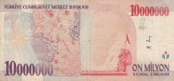 Imaginea #2 a 10 000 000 Lira L.1970 (1999)