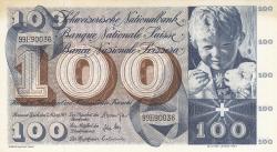 Image #1 of 100 Franken 1973 (7. III.)
