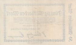 Image #2 of 50 Milliarden Mark 1923 (24. X.)