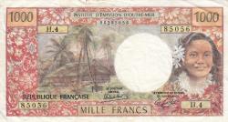 Image #1 of 1000 Francs ND (1983)