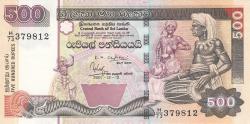 Imaginea #1 a 500 Rupii 2001 (12. XII.)