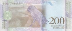 Imaginea #2 a 200 Bolivares 2018 (13. III.)