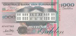 Image #1 of 1000 Gulden 1995 (1. III.)