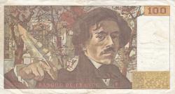 Image #2 of 100 Francs 1979