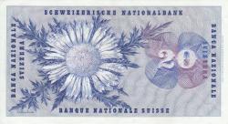 Image #2 of 20 Franken 1964 (2. IV.)