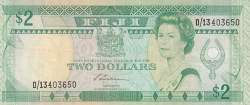 Imaginea #1 a 2 Dolari ND (1988)