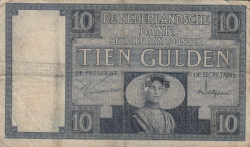 Image #1 of 10 Gulden 1931 (22. I.)